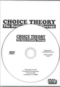 Choice-Theory DVD