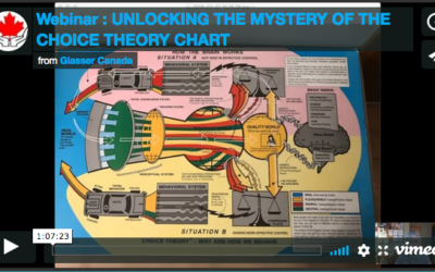 Replay  Mystery of the Choice Theory Chart